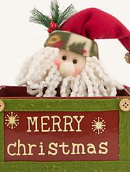 1pç Natal Enfeites de Natal Decorações de férias,23*22*11