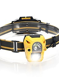 cheap -Headlamps 120 lm 1 Yellow Camping / Hiking / Caving