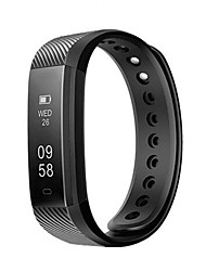 cheap -Smart Bracelet YYID115 for iOS / Android / IPhone Touch Screen / Calories Burned / Pedometers Activity Tracker / Sleep Tracker / Find My