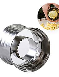 preiswerte -Mais Stripper Getreide Separator Kerner Drescher Edelstahl Cob Remover Küchenwerkzeuge
