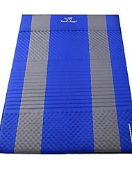 cheap -Sleeping Pad Self-Inflating Camping Pad Moistureproof/Moisture Permeability Inflated Folding PVC PVC 25 Camping / Hiking Camping / Hiking