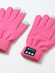 cheap -Touch Gloves Ski Gloves Winter Gloves Unisex Full-finger Gloves Keep Warm Printable Polyester Yoga Camping / Hiking Ski / Snowboard