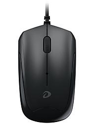 economico -dareu lm100 mouse da ufficio cablato a tre chiavi da 1000 dpi