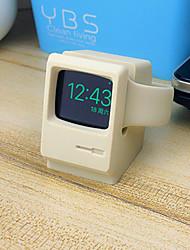 levne -Apple Watch Vše v 1 Silica gel Stůl