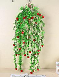 Недорогие -1 Филиал Пластик Фрукты Другое Букеты на стол Искусственные Цветы