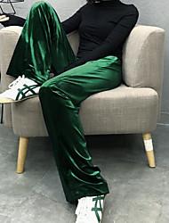 abordables -Mujer Sudadera - Un Color Pantalón