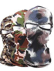 cheap -Balaclava Pollution Protection Mask All Seasons Keep Warm Camping / Hiking Ski / Snowboard Cycling / Bike Bike/Cycling Unisex Polyester