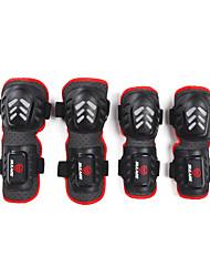 Недорогие -sulaite trustfire локоть подушечки колено подушка мотоцикл защитное снаряжение унисекс взрослые eva pe подходит для левого или правого