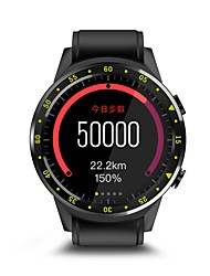 abordables -Montre Smart Watch f1 for Android Contrôle de l'APP / Mesure de la pression sanguine / Passer un Appel Traqueur de pouls / Podomètre /