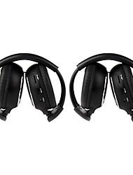 abordables -Bandeau Câblé Ecouteurs Dynamique Plastique Téléphone portable Écouteur Avec Microphone / Avec contrôle du volume Casque