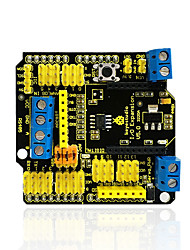 cheap -Keyestudio Xbee Sensor Expansion Shield V5 with RS485 Bluebee Interface for Arduino Robot Car