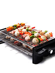 cheap -Electric  Barbecue Grill Multifunction Aluminum-magnesium alloy Thermal Cookers 220V Kitchen Appliance