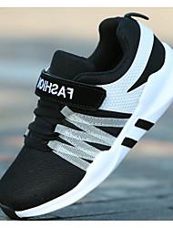 abordables -Garçon Chaussures Tulle Printemps Confort Chaussures d'Athlétisme Course à Pied pour Noir / Rose / Kaki