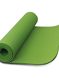 cheap -Yoga Mats Odor Free Eco-friendly Non-Slip Waterproof Thick Quick Dry Non Toxic Sticky TPE (1/4 inch) 6 mm for Yoga Pilates Exercise &