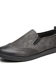 abordables -Homme Chaussures Similicuir Printemps Eté Chaussures de plongée Confort Mocassins et Chaussons+D6148 Ruban pour Décontracté De plein air