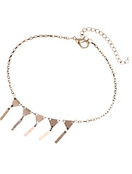 cheap -Tassel / Retro Pendant Necklace - Classic, Fashion Gold For Gift / Holiday / Women's