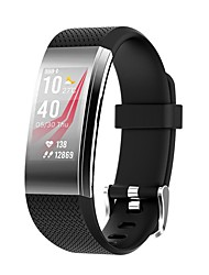 cheap -FIT HR F4 for Android 4.4 / iOS Bluetooth / Water Resistant / Touch Sensor / Exercise Record / APP Control Pulse Tracker / Pedometer / Call Reminder / Activity Tracker / Sleep Tracker / Alarm Clock