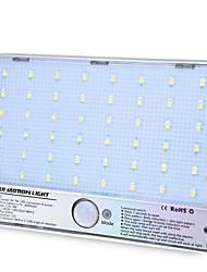 Недорогие -1шт 4 Вт. Светодиоды на солнечной батарее Инфракрасный датчик Водонепроницаемый Декоративная Управление освещением Уличное освещение