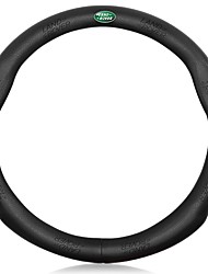 cheap -Automotive Steering Wheel Covers(Leather)For Land Rover Evoque Discovery Sport Range Rover Freelander 2 Range Rover3 Discovery 4