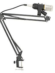 preiswerte -KEBTYVOR MK-F200TL Mit Kabel Mikrofon sets Kondensatormikrofon Professionell Für PC, Notebooks und Laptops