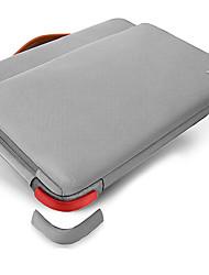 """preiswerte -Handtaschen Ärmel für Einfarbig Volltonfarbe Polyester Stoff Das neue MacBook Pro 13"""" MacBook Air 13 Zoll MacBook Pro 13-Zoll MacBook Air"""