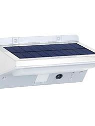 Недорогие -1шт 3.5W Светодиоды на солнечной батарее Инфракрасный датчик Водонепроницаемый Декоративная Уличное освещение Холодный белый <5V
