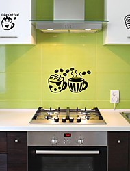 cheap -Wall Stickers Plane Wall Stickers Decorative Wall Stickers, Vinyl Home Decoration Wall Decal Wall Window