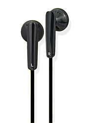 cheap -LIZU X-524 Earbud Wired Headphones Dynamic Copper Mobile Phone Earphone with Microphone Headset