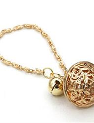billige -Dame Kæde & Lænkearmbånd - Mode Armbånd Guld / Sølv Til Daglig