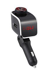 abordables -bbl03 voiture bluetooth lecteur mp3 bluetooth haut-parleur téléphone plug-in u disque voiture mp3