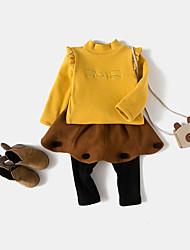 preiswerte -Mädchen T-Shirt Solide Baumwolle Leinen Bambusfaser Frühling Kurzarm Retro Aktiv Weiß Rosa Grau Gelb