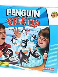 Недорогие -Настольные игры Пингвин Животный принт 1 pcs Детские Мальчики Девочки Игрушки Подарок