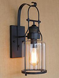 Недорогие -Защите для глаз Современный Назначение Гостиная Металл настенный светильник 220 Вольт 40W