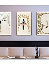baratos -Vida Imóvel Arte de Parede,Poliestireno Material com frame For Decoração para casa Arte Emoldurada Sala de Estar Sala de Jantar