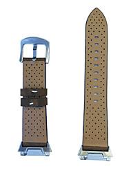 Недорогие -Ремешок для часов для Fitbit ionic Fitbit Современная застежка Натуральная кожа Повязка на запястье