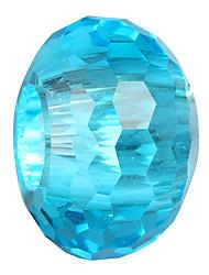 cheap -DIY Jewelry 10 pcs Beads Acrylic Yellow Pearl Pink Red Light Blue Light Green Round Bead 0.45 cm DIY Necklace Bracelet