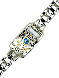 economico -Altri accessori Ispirato da The Legend of Zelda Link Anime Accessori Cosplay Bracciale