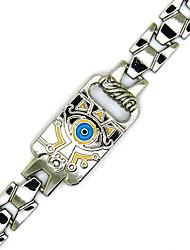 preiswerte -Mehre Accessoires Inspiriert von The Legend of Zelda Link Anime Cosplay Accessoires Armband