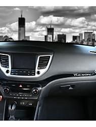 Недорогие -автомобильный центр стек охватывает DIY автомобилей интерьеров для Hyundai 2015 новых tucson stailess стали