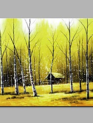 cheap -Stretched Canvas Print Traditional, One Panel Canvas Horizontal Print Wall Decor Home Decoration