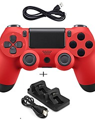 cheap -Charger / Game Controller For Sony PS4 ,  Gaming Handle Charger / Game Controller ABS 1 pcs unit