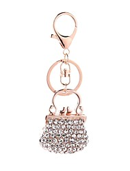 cheap -Keychain Jewelry Alloy Handbag Casual Lovely Gift Daily