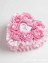 cheap -Textile Ring Pillow Fairytale Theme Romance Fashion Spring, Fall, Winter, Summer