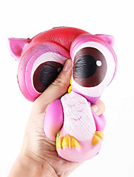 cheap -LT.Squishies Squeeze Toy / Sensory Toy Stress Relievers Toy Owl Relieves ADD, ADHD, Anxiety, Autism Office Desk Toys Stress and Anxiety