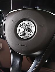 Недорогие -автомобильный персонализированный логотип автомобиля декоративный руль втулка надстрочный надстрочный надстрочный индекс для n3