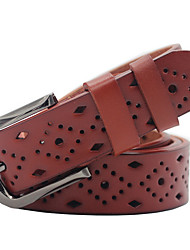 baratos -Mulheres Pele, Cinto para a Cintura - Fivela