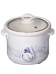 cheap -Multi-Purpose Pot Multifunction Ceramic Slow Cookers 220V Kitchen Appliance