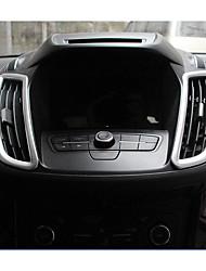 baratos -Automotivo Coberturas de ventilação do condicionador de ar do carro Gadgets de Interior Personalizáveis para Carros Para Ford 2017 Kuga