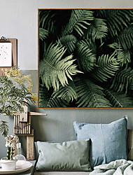 economico -Natura morta Ad olio Decorazioni da parete,Lega di alluminio Materiale con cornice For Decorazioni per la casa Cornice Camera da letto Al