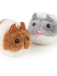 baratos -Jogos para Gatos Fofinho Portátil camundongo Mouse Tecido Para Gato Gatinho